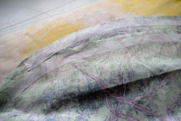 Nursing pillow cover tutorial