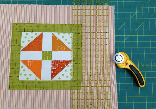 How to sew a patchwork Quilt Bag