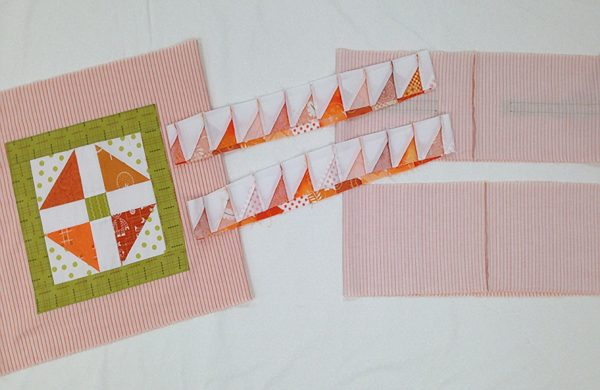 Patchwork Quilt Bag Tutorial