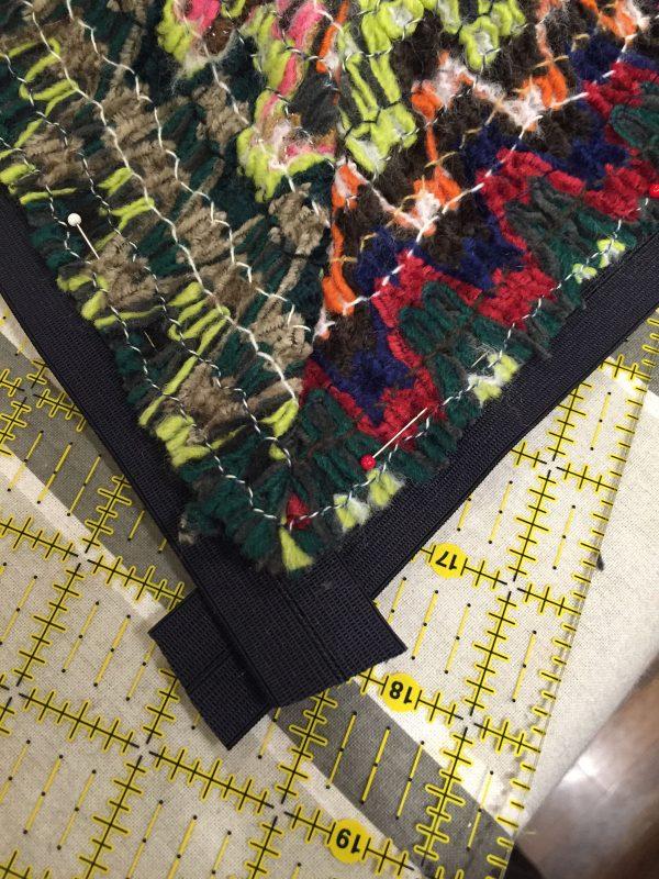 Festive Wrap Scarf Tutorial