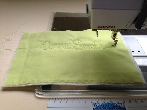 Free-Motion Quilting Exercise Tips