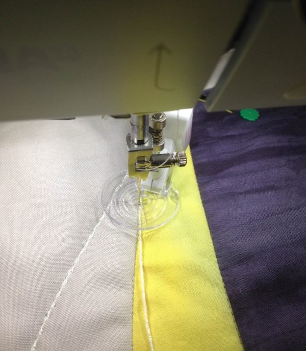 Quilt Embellishing Tip - Couching