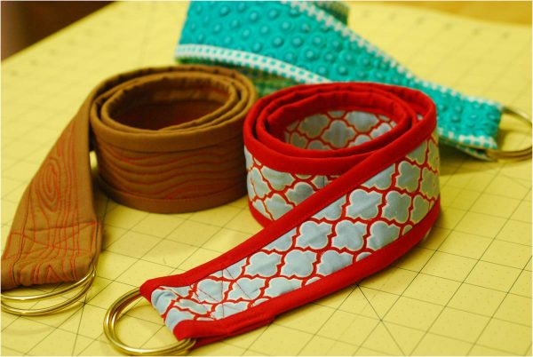 Quilted Belt Tutorial