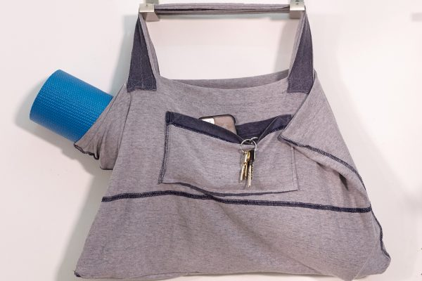 Recycled T-Shirts Tote