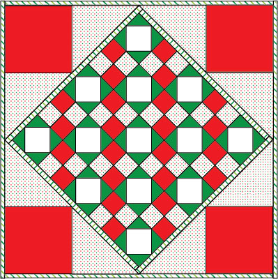 A Christmas Story Quilt Tutorial