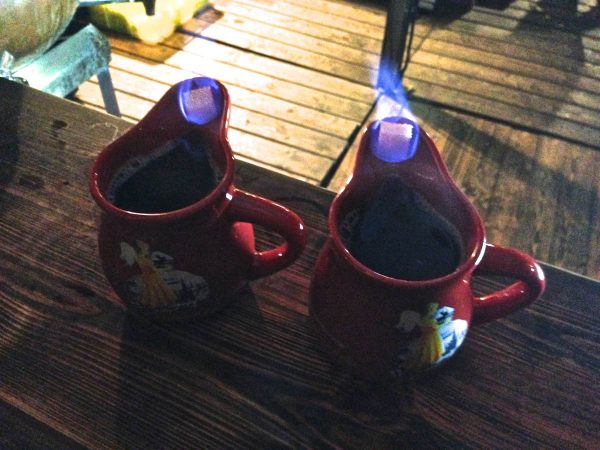 German Gluehwein