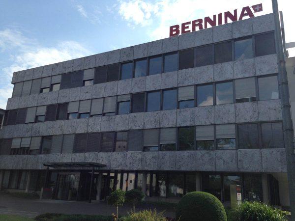 Christmas Season in Steckborn Switzerland - BERNINA Headquarters