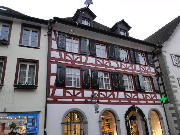 Christmas Season in Steckborn Switzerland