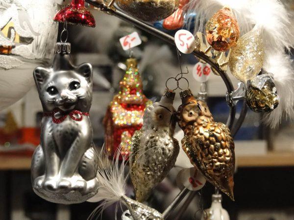 Christmas Season Konstanz - Ornament Displays