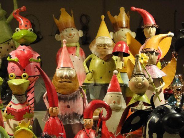 Christmas Season in Konstanz - ornaments
