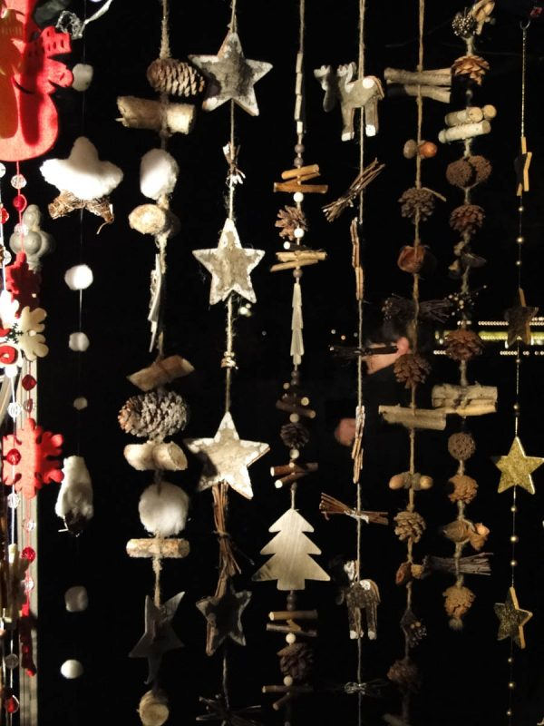 Christmas Season in Konstanz - ornaments