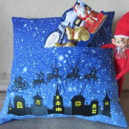 Letter to Santa Pillow Tutorial