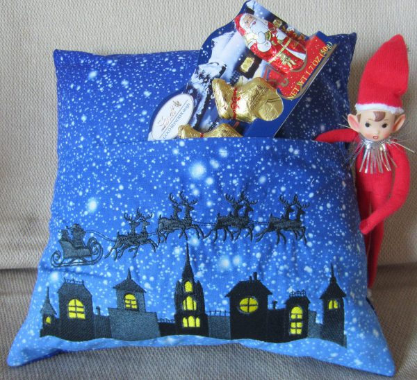 Letter to Santa Pillow Tutorial