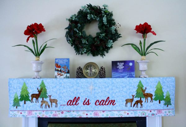 Mantel Cover Project