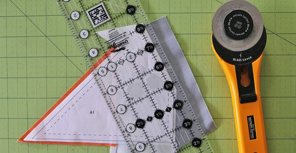 Paper Piecing Tips from WeAllSew