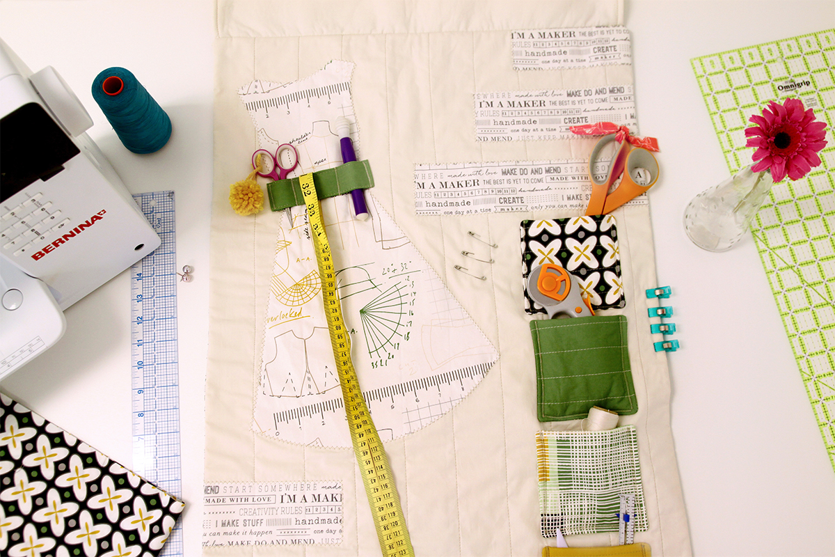 Sewing Organizer Project Tutorial