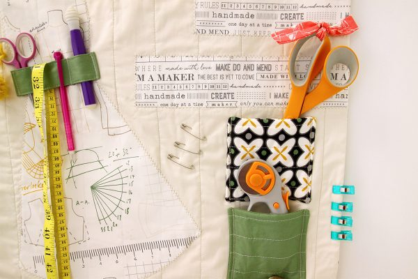 Sewing Organizer Video Tutorial