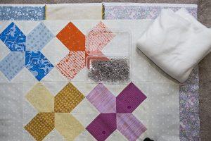 Basting Tutorial - Materials