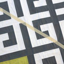 Greek Key quilt-along