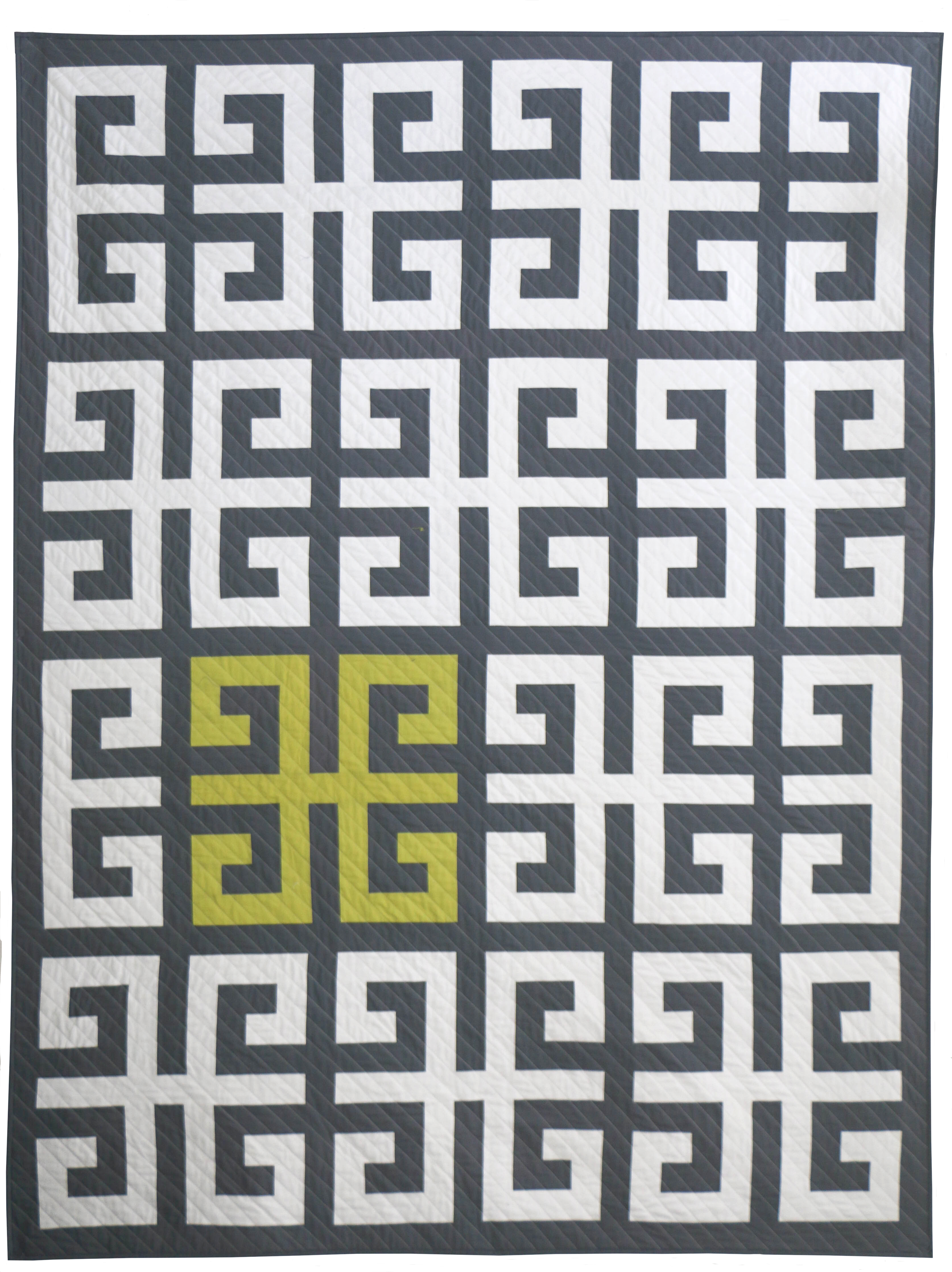 I M Back With A Fun Easy And Striking Quilt Design That We Re Going To Sew Together Over The Next Three Weeks My Greek Key