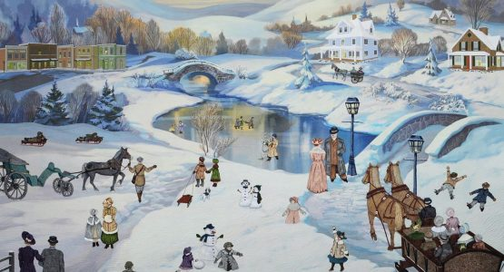 On this Winter Day by Nancy Prince