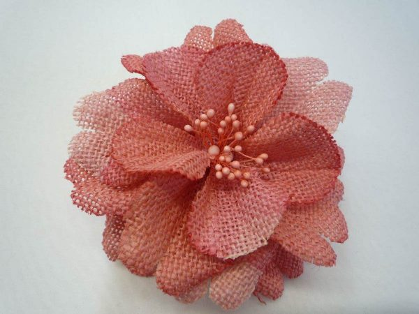 Handmade Fabric Flowers