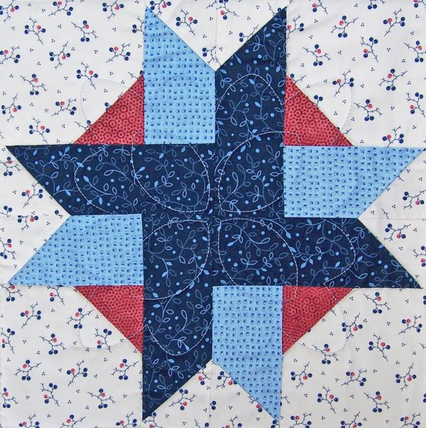 No-Mark Quilting Tip