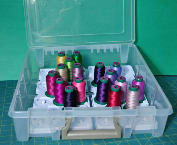 Thread Organizing Tips