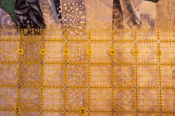 Anatomy of an Art Quilt Series - Construction
