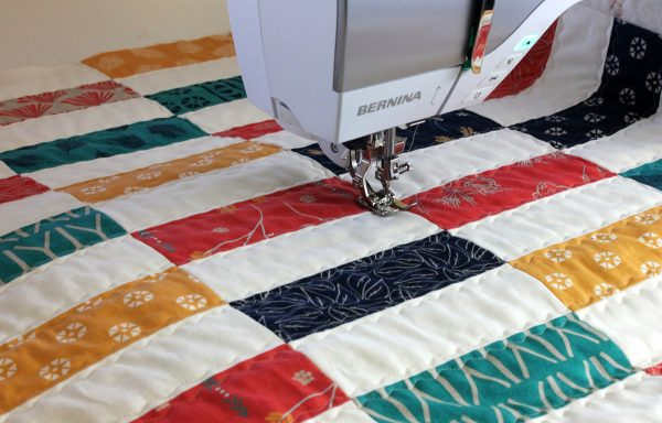 More Decorative Stitch Quilting