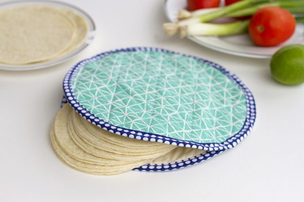 Fabric Tortilla Warmer 17