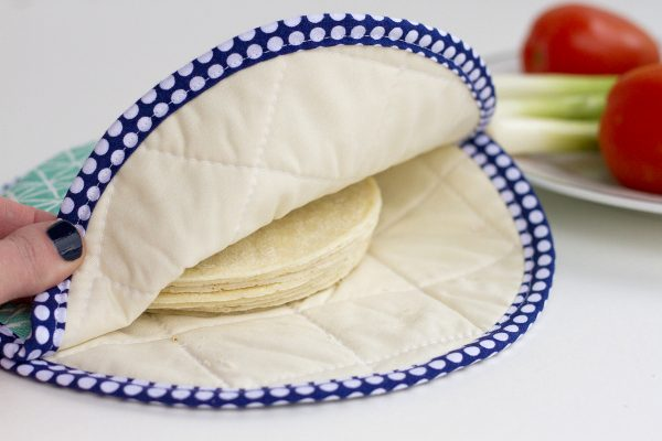 Fabric Tortilla Warmer 18