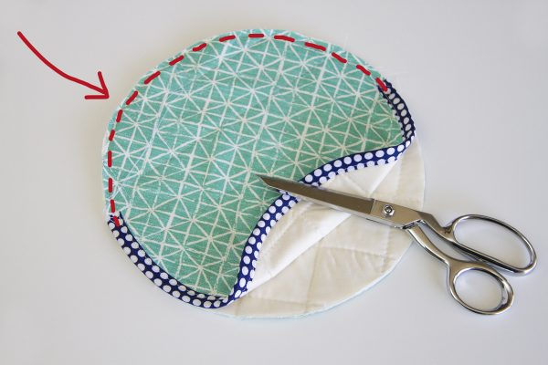 Fabric Tortilla Warmer 6