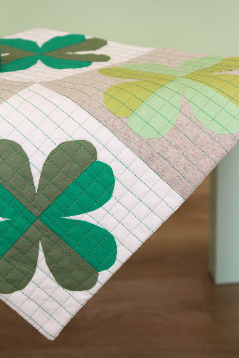 Charmed Table Topper Video Tutorial