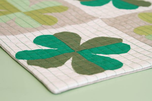 Four Leaf Clover Table Topper