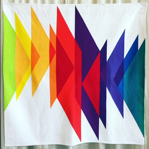 My Triangle Quilt