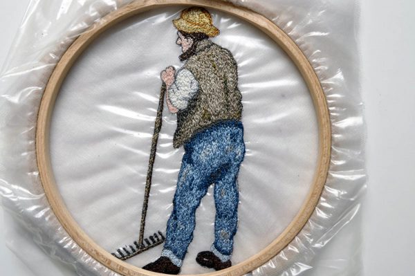 Realism with Thread