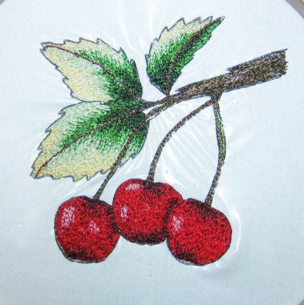 Realism with Thread Tip - Cherries