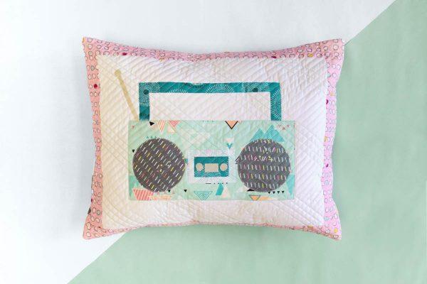 Joyful Beats Pillow
