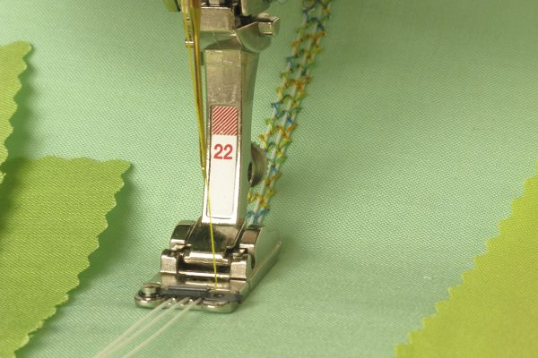 BERNINA Braiding Foot #22
