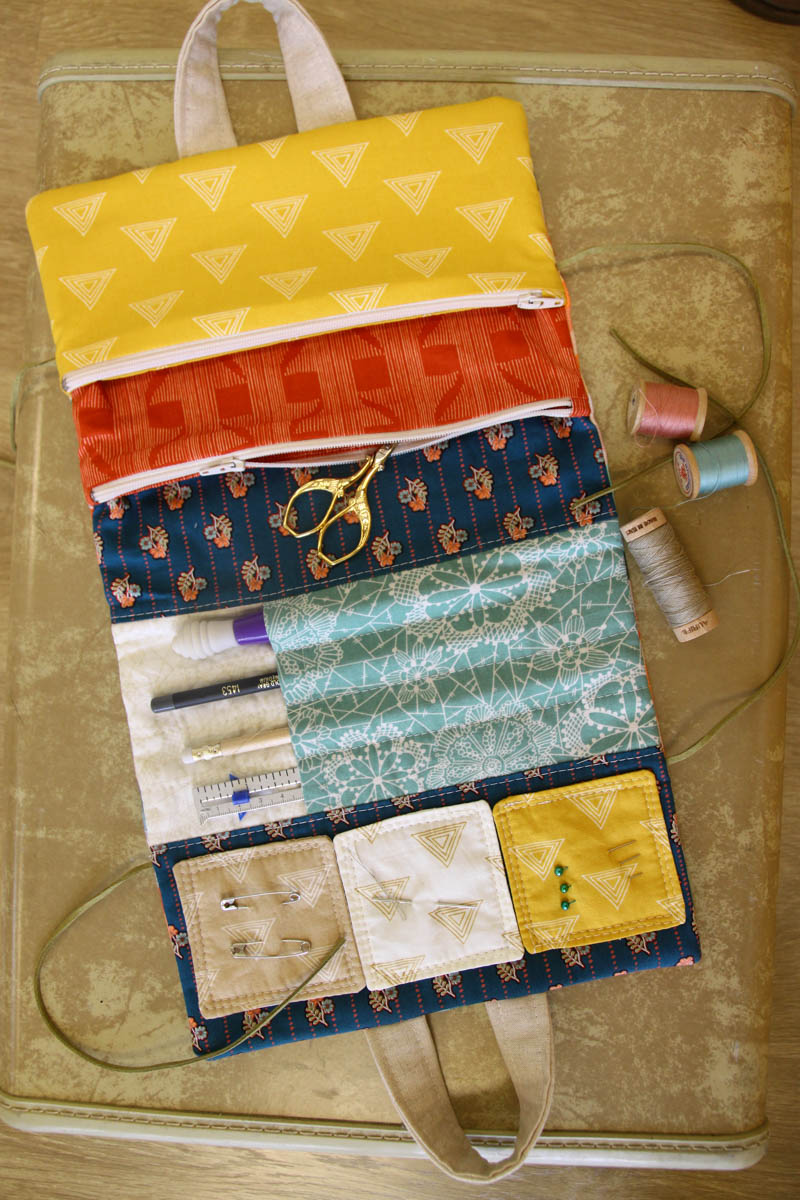 Travel Sewing Kit • WeAllSew • BERNINA USA's blog ...