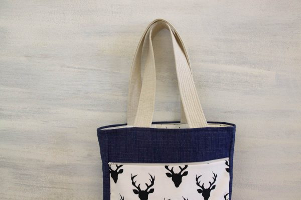 Woodland Tote Tutorial