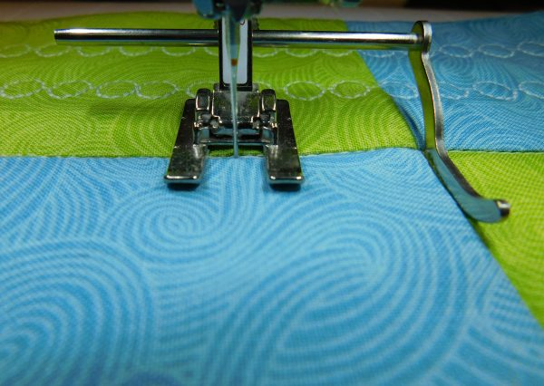 sewing with seam guides