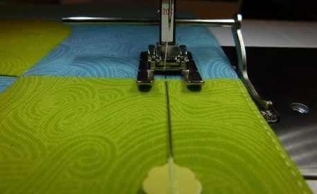 how to stitch with seam guides