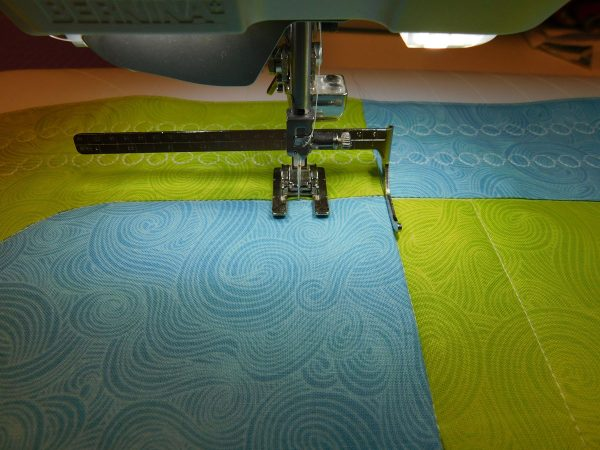 tips and tricks for sewing with seam guides