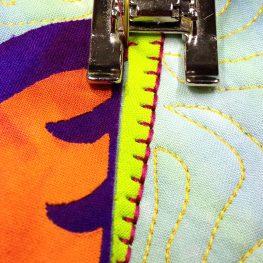 Embellishing the Blanket Stitch Tutorial