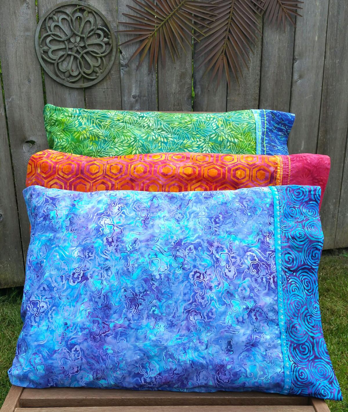 Decorative Pillow Cases WeAllSew BERNINA USA s blog, WeAllSew, offers fun project ideas ...