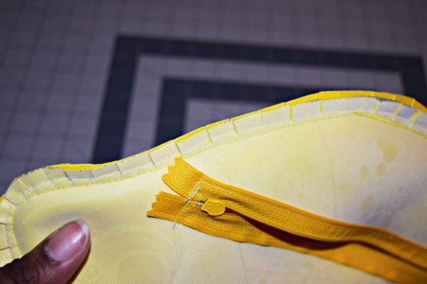 Lemon Clutch Tutorial 1200 x 800 BERNINA WeAllSew Blog 27