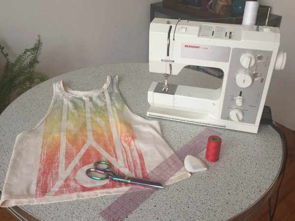 Recycle a T-Shirt into a Tank Top