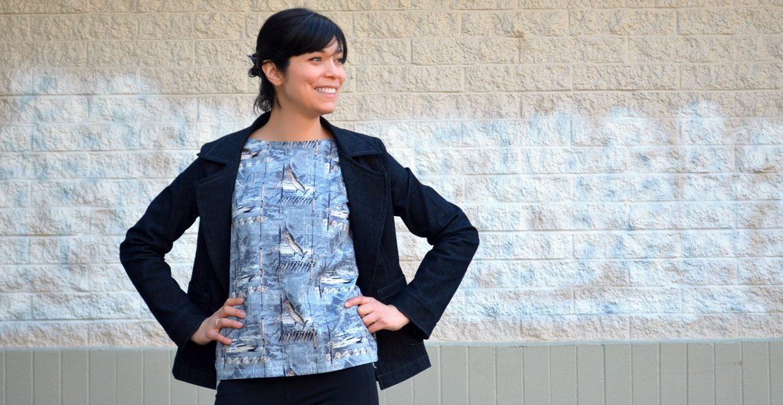 Meet BERNINA Brand Ambassador Daniela from On The Cutting Floor
